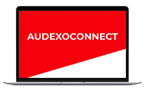 Acces client AUDEXO CONNECT
